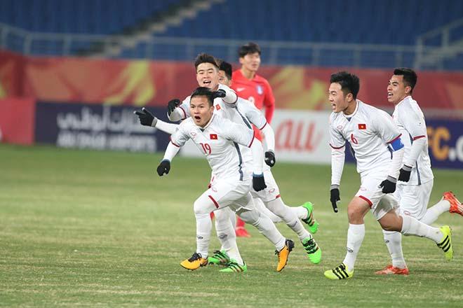 U23 Việt Nam: Quang Hải, Xuân Trường & thế hệ vàng tiếp nối Văn Quyến - 1