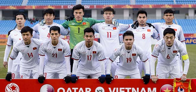 U23 Việt Nam: Quang Hải, Xuân Trường & thế hệ vàng tiếp nối Văn Quyến - 3