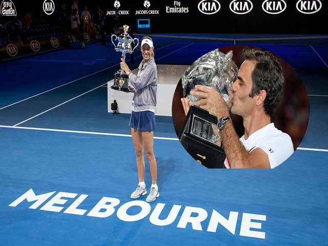 """Federer khoe Grand Slam thứ 20: """"Vinh quy bái tổ"""" giữa vòng vây người hâm mộ - 5"""