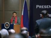 Philippines nói lại về phát ngôn  42 trinh nữ  của Tổng thống Duterte