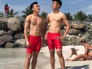 Người nhện U23 Tiến Dũng vượt hàng loạt sao Việt với bức ảnh triệu like nhanh nhất