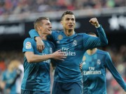 Bóng đá - Tiêu điểm V21 La Liga: Ronaldo cú đúp 11m, Messi đá phạt thần sầu cứu Barca