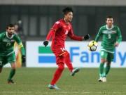 """Bóng đá - U23 Việt Nam: """"Người hùng lạ mặt"""" Văn Đức khiến cộng đồng mạng dậy sóng"""