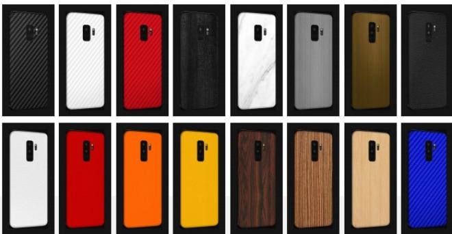 """Chưa ra mắt, Galaxy S9 và S9 Plus hử có xê ri """"áo"""" chờ sẵn - 3"""
