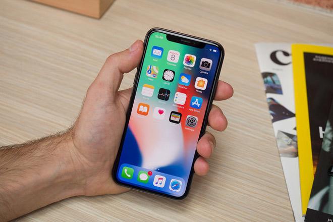iPhone X còn nửa chậm dần, Apple buộc nếu bốc giảm một dãy - 1