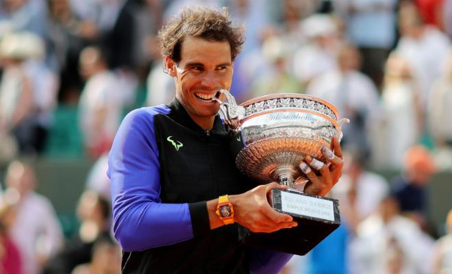 Hai Vua đua Grand Slam: Federer gọi, liệu Nadal có trả lời? - 2