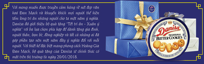 """Tự tay chọn quà Tết ý nghĩa tại """"Lâu đài quà tặng Danisa"""" - 6"""