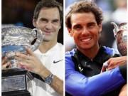 Hai Vua đua Grand Slam: Federer gọi, liệu Nadal có trả lời?