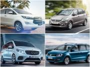 Tư vấn - Những mẫu xe gia đình đáng mua nhất dịp Tết 2018