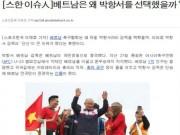 Bóng đá - Báo Hàn Quốc lộ lý do sốc Park Hang Seo bén duyên U23 Việt Nam