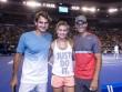 Tennis 24/7: Mỹ nhân mê mẩn Federer, ví với siêu anh hùng Ma trận