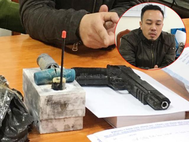 """Manh mối bất ngờ giúp cảnh sát """"vạch mặt"""" tên cướp dọa nổ bom ngân hàng"""