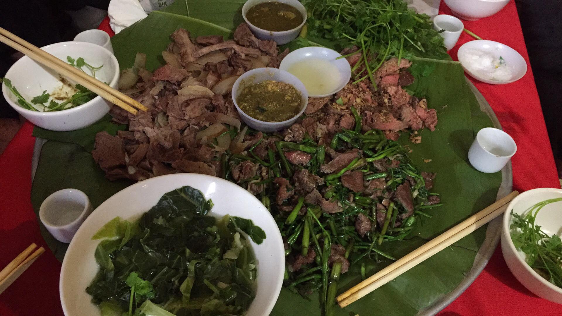 """Đây chính là món ăn """"thánh lầy"""" Hà Đức Chinh thích nhất mỗi lần về quê - 1"""