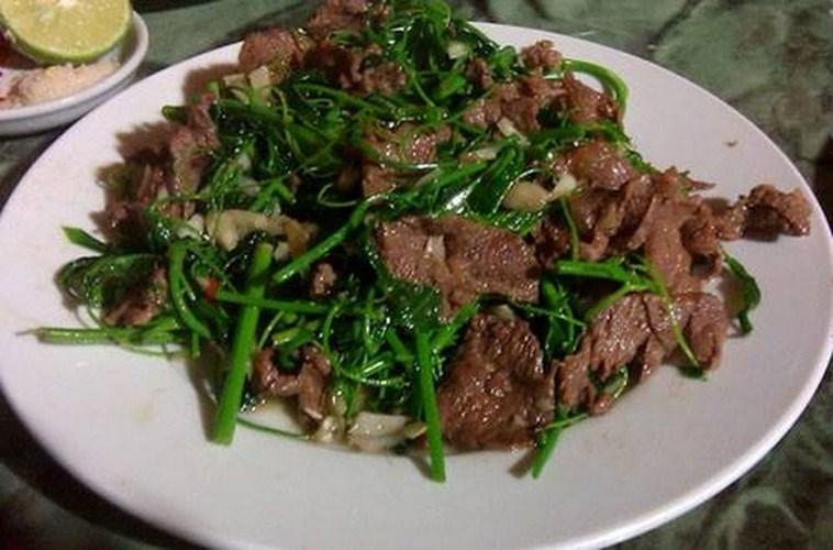 """Đây chính là món ăn """"thánh lầy"""" Hà Đức Chinh thích nhất mỗi lần về quê - 3"""