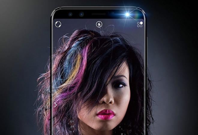 Blu Pure View xinh như Galaxy S8, ví chỉ 4,5 triệu đồng - 1