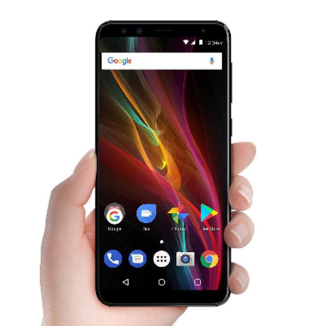 Blu Pure View xinh như Galaxy S8, ví chỉ 4,5 triệu đồng - 5