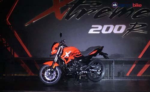 Xe tay côn Hero Xtreme 200R giá rẻ trình làng - 1