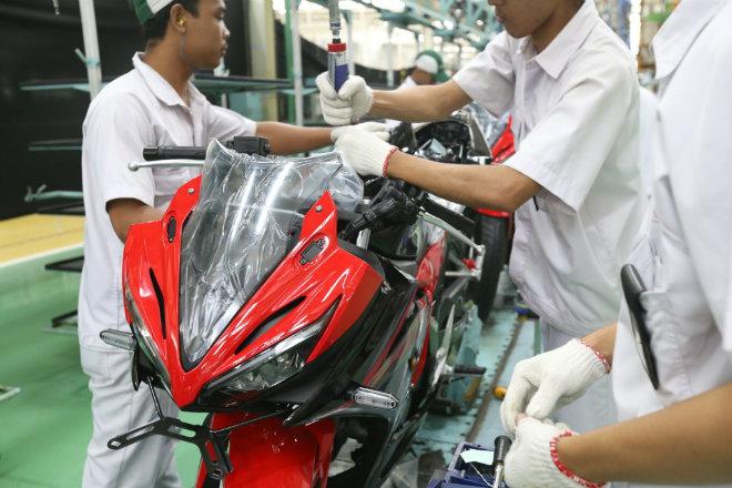 2018 Honda CBR150R lên kệ, giá từ 56 triệu đồng - 2
