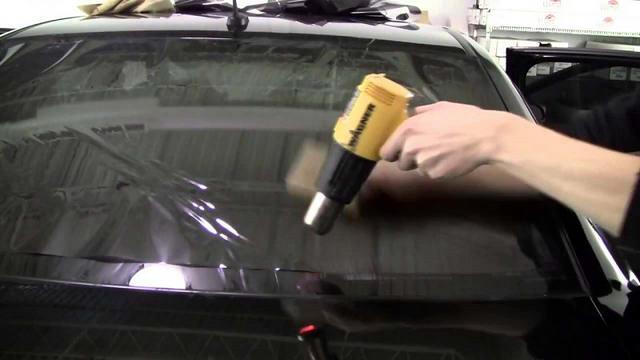 Các phương án chống nóng cho ô tô - 2
