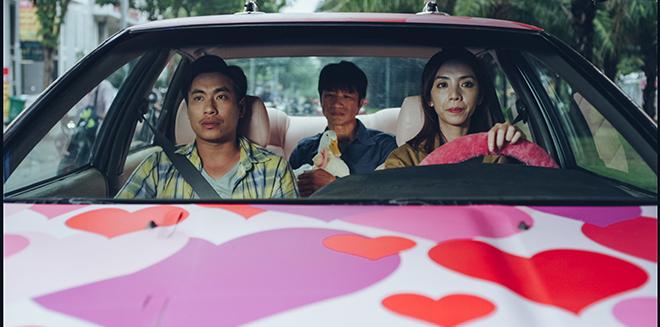 """Nên xem """"người tình màn ảnh"""" của Trường Giang hay 50 Sắc Thái dịp Valentine? - 3"""