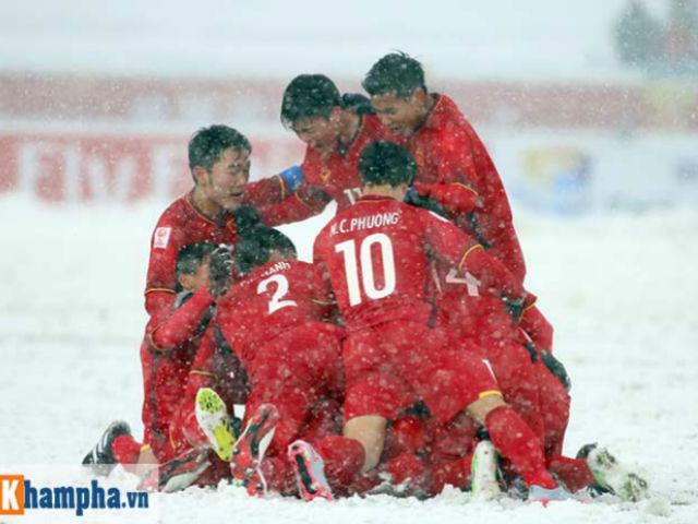 """U23 VN thể lực phi phàm: Công Phượng và mũi tiêm """"bí ẩn"""" trận chung kết"""