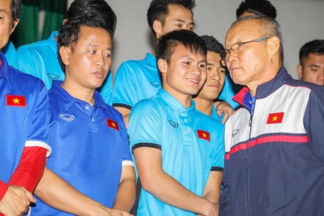 Các tuyển thủ U-23 Việt Nam chia thưởng ra sao? - 1