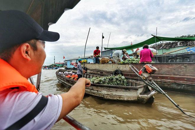 Chàng trai 9X độc hành xuyên Việt trong 3 tháng - 14