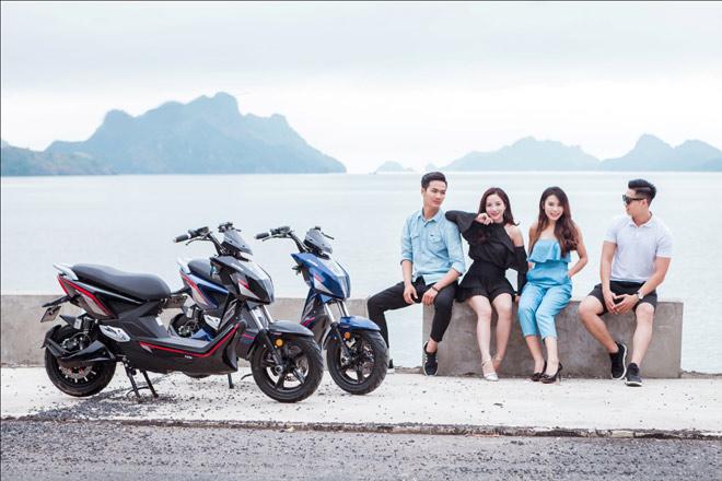 Dibao trình làng hai dòng sản phẩm mới cho thị trường xe điện Việt - 1