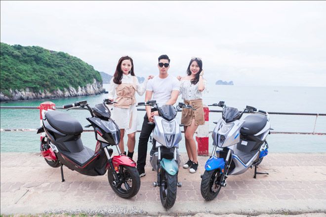 Dibao trình làng hai dòng sản phẩm mới cho thị trường xe điện Việt - 3