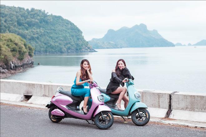 Dibao trình làng hai dòng sản phẩm mới cho thị trường xe điện Việt - 4