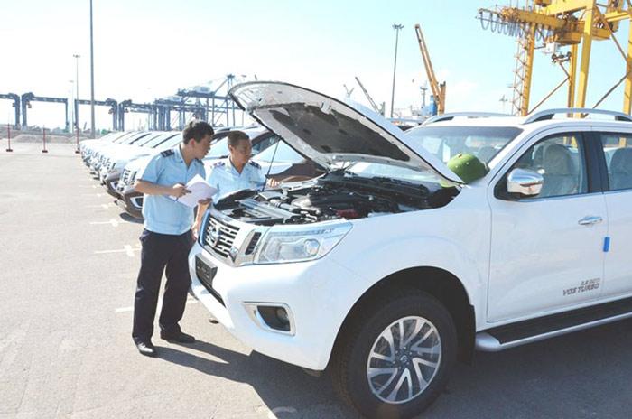 Sốc: Không 1 chiếc ô tô nào gia nhập qua cảng TP.HCM - 1