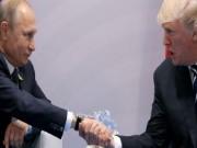 """Tổng thống Putin cười nhạo  """" danh sách Putin """""""
