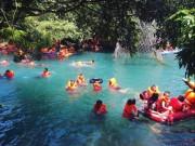 """Du lịch - Ở Quảng Bình cũng có """"Cửu Trại Câu"""" đẹp đến thế"""