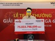 Chủ nhân Jackpot ở Đồng Nai ủng hộ U23 Việt Nam