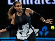 Tin thể thao HOT 31/1: Serene bị xóa sổ khỏi BXH WTA