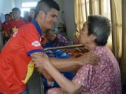 AFF lan tỏa tinh thần và nụ cười chiến thắng tuyển U23 Việt Nam đến với người nghèo