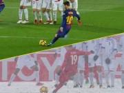 Bóng đá - Bàn thắng đẹp vòng 21 La Liga: Messi & siêu phẩm y hệt Quang Hải