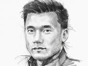 Tin tức trong ngày - Bộ tranh vẽ đội tuyển U23 Việt Nam bằng bút chì gây sốt