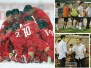 """U23 Việt Nam lập kỳ tích châu Á: Điểm tựa  """" hồi sinh """"  V-League"""