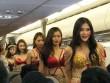 Màn diễn bikini phản cảm đón U23 VN lên loạt báo nước ngoài