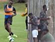 U.Bolt ngày đá bóng, tối đàn đúm rượu, người đẹp: Sao đá cho MU?