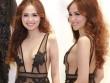 Hoa hậu Diễm Hương mặc mỏng không ngờ, dễ gây nhìn nhầm
