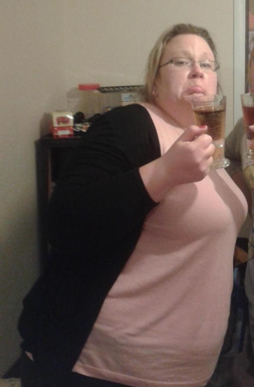 Vợ béo phì tạ rưỡi giảm nửa số cân sau khi chồng tặng món quà này - 2