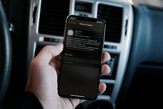 Cách thiết lập ngừng cập nhật phần mềm tự động trên iPhone - 1