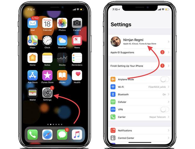 Cách sao lưu và khôi phục iPhone bằng iCloud - 1