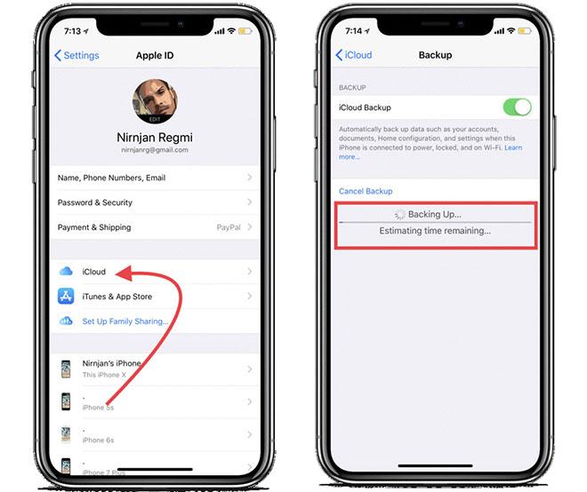 Cách sao lưu và khôi phục iPhone bằng iCloud - 2
