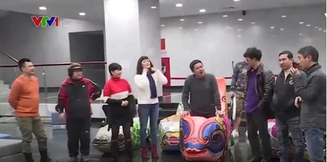 Quang Thắng, Tự Long, Vân Dung lần đầu tiết lộ về Táo Quân 2018 - 3