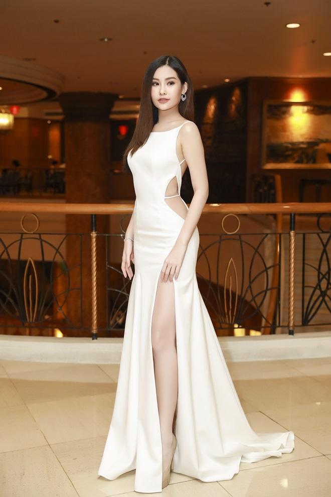 Hoa hậu Đại dương lần đầu lộ diện sau khi bị yêu cầu tước vương miện - 1