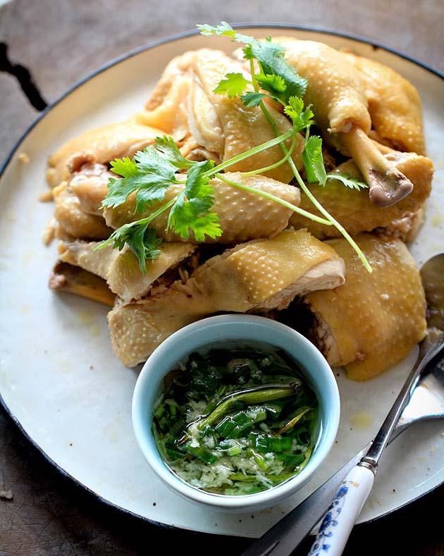 Thịt gà luộc - Món ăn người hùng Quang Hải mê tít, đánh bay được cả con - 4