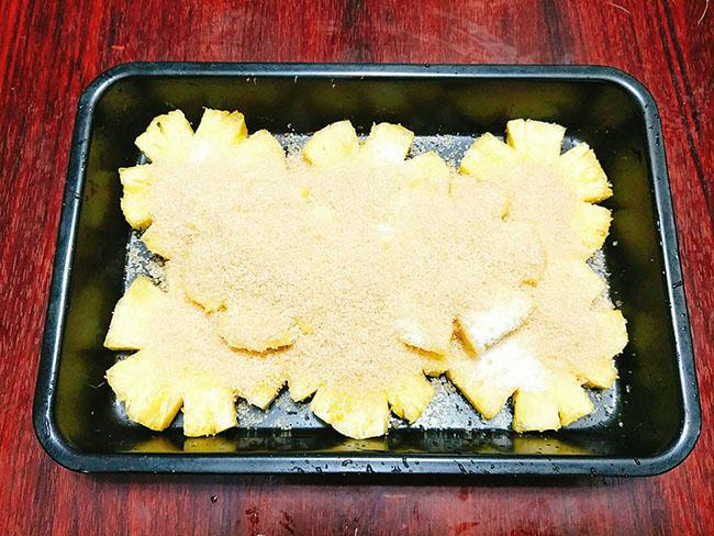 Cách làm mứt dứa chua ngọt dẻo mềm không nát - 4